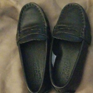 Polo Ralph Lauren Black Shoes
